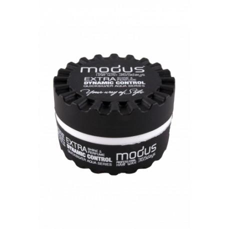 Modus Professional Aqua Hair Wax Quicksilver 150 ml