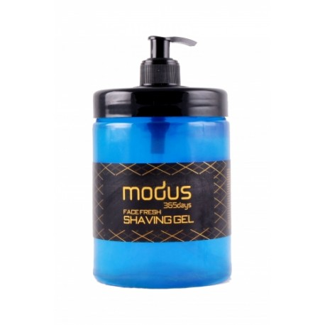 Modus Face Fresh Shaving Gel 1000 ml