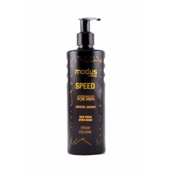 Modus Fresh Christal Absent Face Fresh After Shave Creal Cologne  400 ml