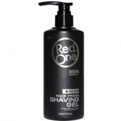Redone Men Shaving Gel Silver 500 ml