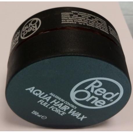 Red One Aqua Wax Full Force Gray 150 ml