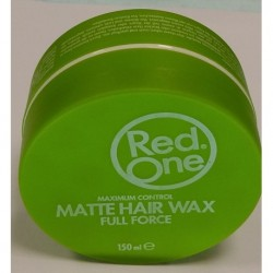 Red One Maximum Control Matte Hairwax Full Force 150 ml