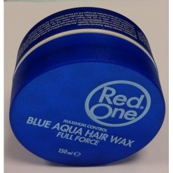 Red One Aqua Wax Full Force Blue 150 ml