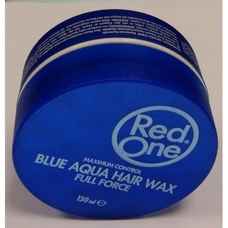 Red One Aqua Wax Full Force Blue 150 ml