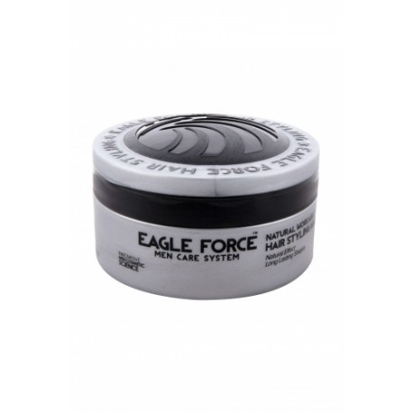 Eagle Force Hair Styling Wax Natural Workable 150 ml
