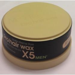 Morfose Men Pro Hairwax X5 Matte Xtreme Style 150 ml