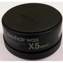 Morfose Prohair Wax X5 Men Maximum Control Hair Shining 150 ml