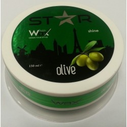 Star Hairwax Olive Shine 150 ml